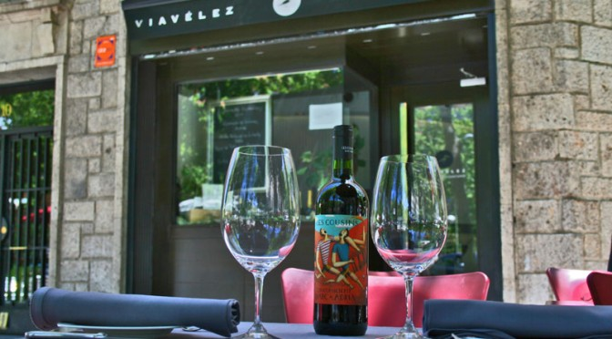 Restaurante Taberna Viavélez Madrid