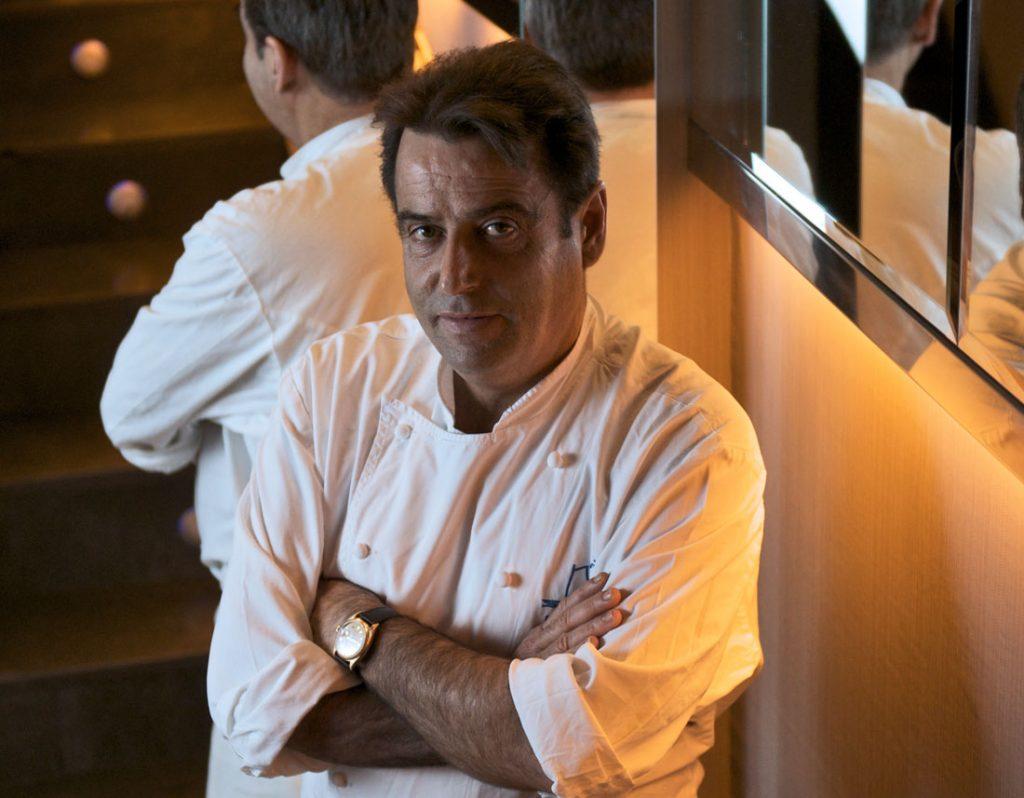 Paco Ron del restaurante Viavélez Madrid