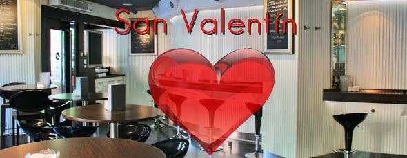 Menú San Valentín en Viavélez