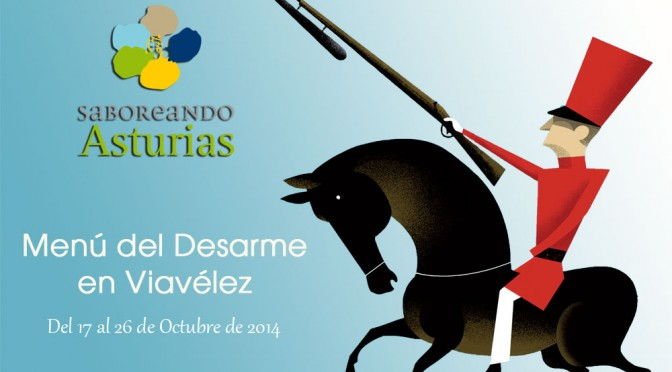 Menú del Desarme 2014 en Viavélez Madrid
