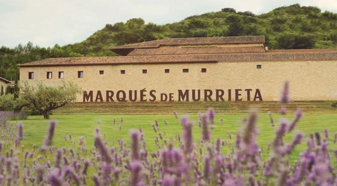 Bodegas Marqués de Murrieta en Viavélez