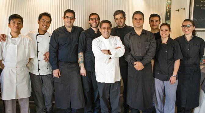 El equipo viav lez for Equipos restaurante