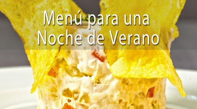 Menú especial en Viavélez para las noches de verano 2015