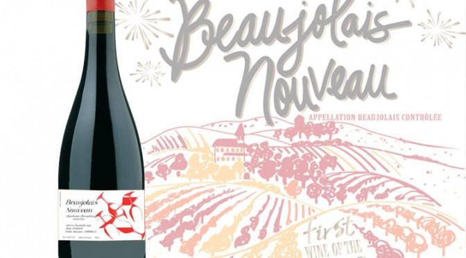 Le Beaujolais Nouveau 2015 Est Arrivé!