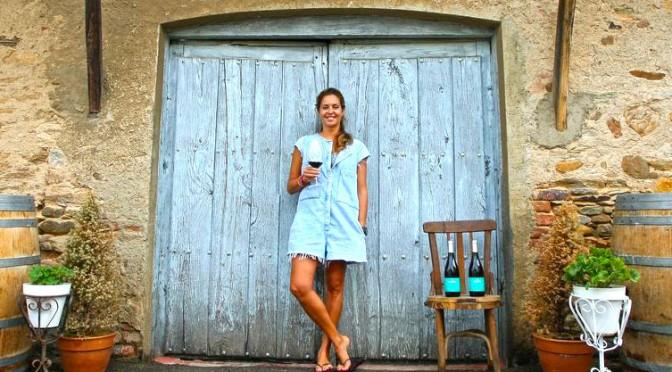 Los vinos de Verónica Ortega en Viavélez