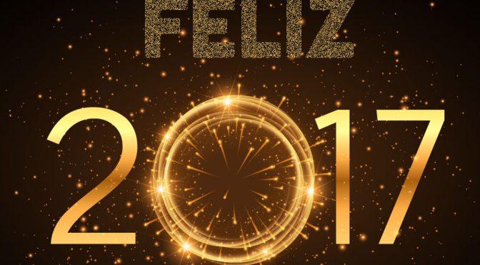 Feliz 2017 desde Restaurante Viavélez Madrid