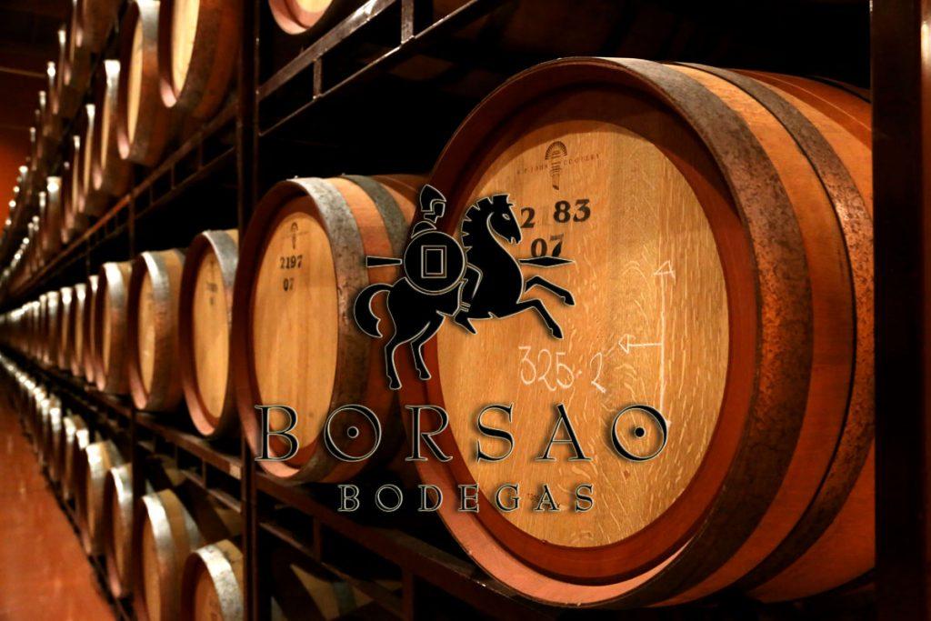 Bodegas Borsao en Viavélez Madrid