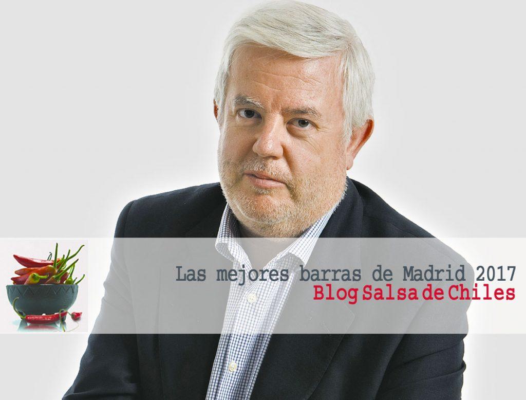 las mejores barras de Madrid 2017 por Carlos Maribona
