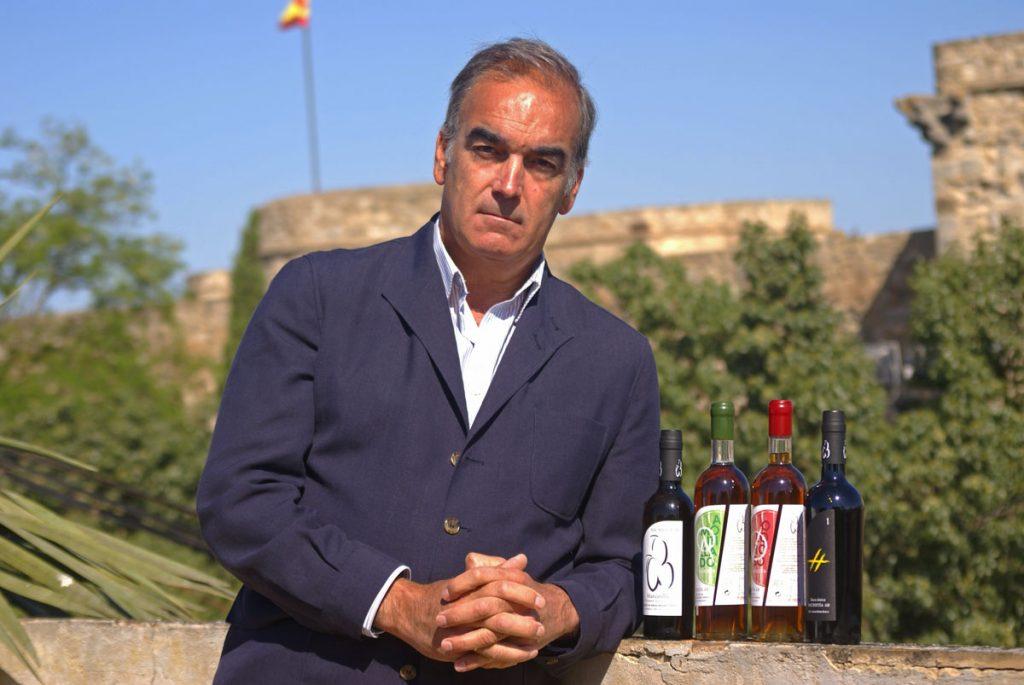 Selección de vinos de Antonio Barbadillo en Viavélez