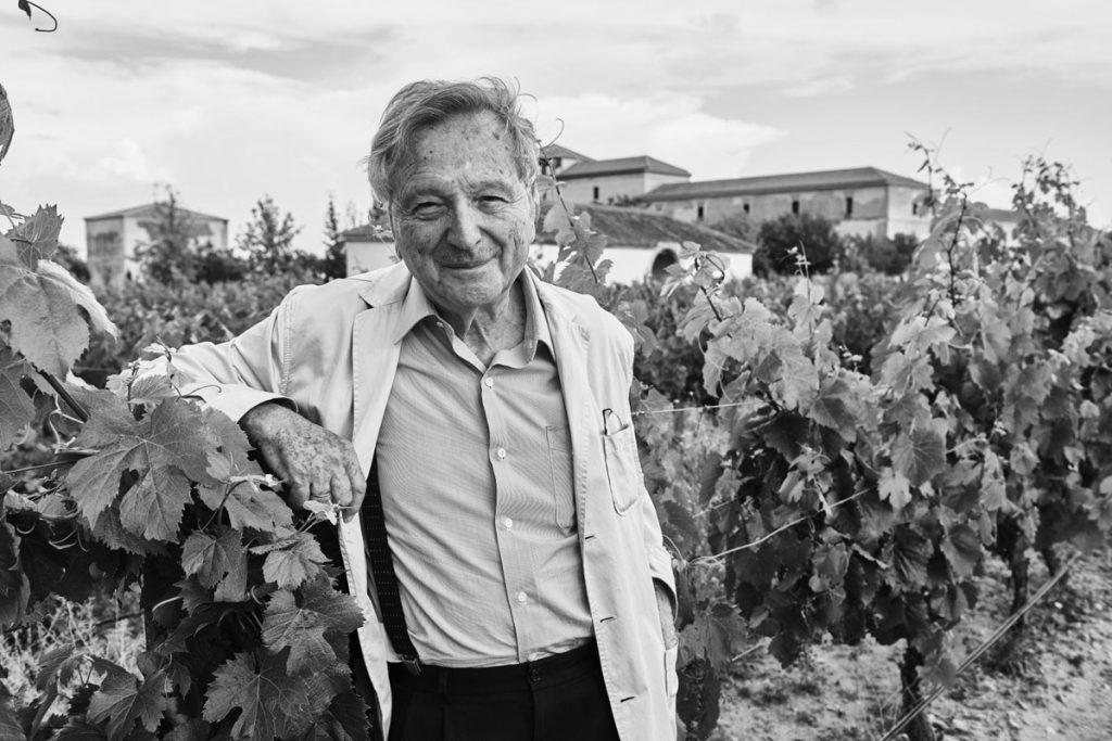 Rafael Moneo Vinos de La Mejorada