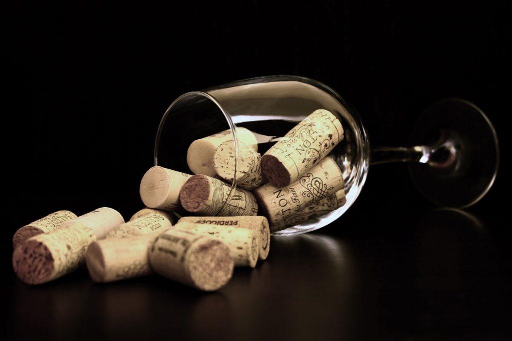 Carta de vinos del restaurante Viavélez de Madrid
